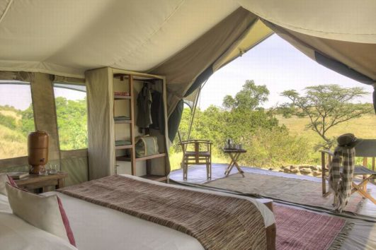 4 Days Masai Mara Camping Safari adventure