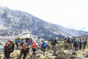 7 Days Kilimanjaro Climbing Machame Route