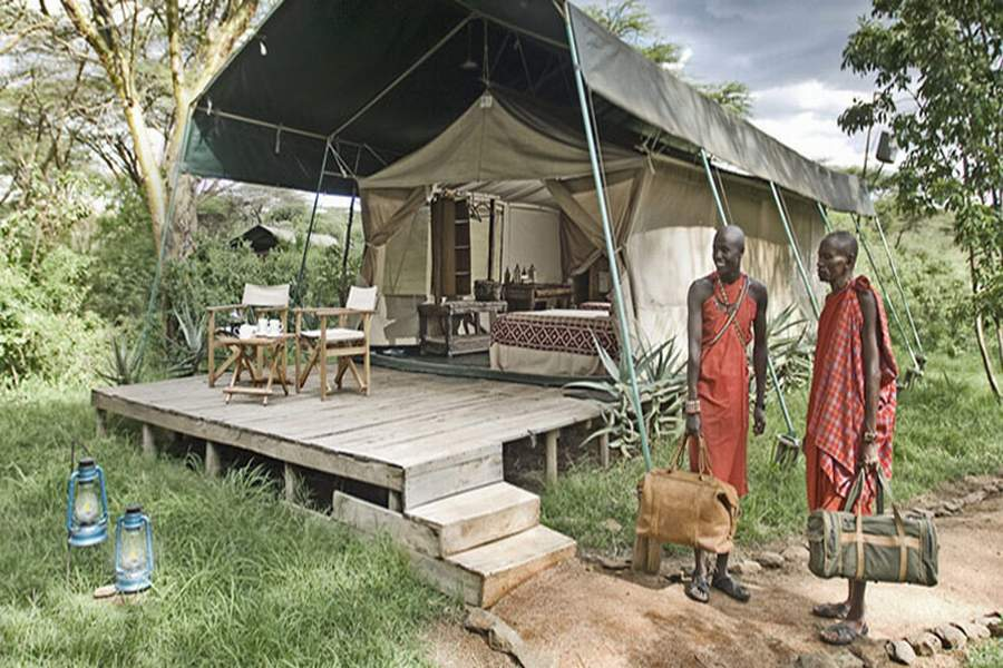 8 Days Kenya Tanzania Camping Safari Adventures