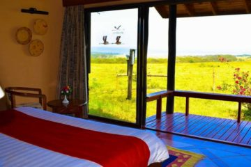 6 Days Kenya Wildlife Lodge Safari Tours