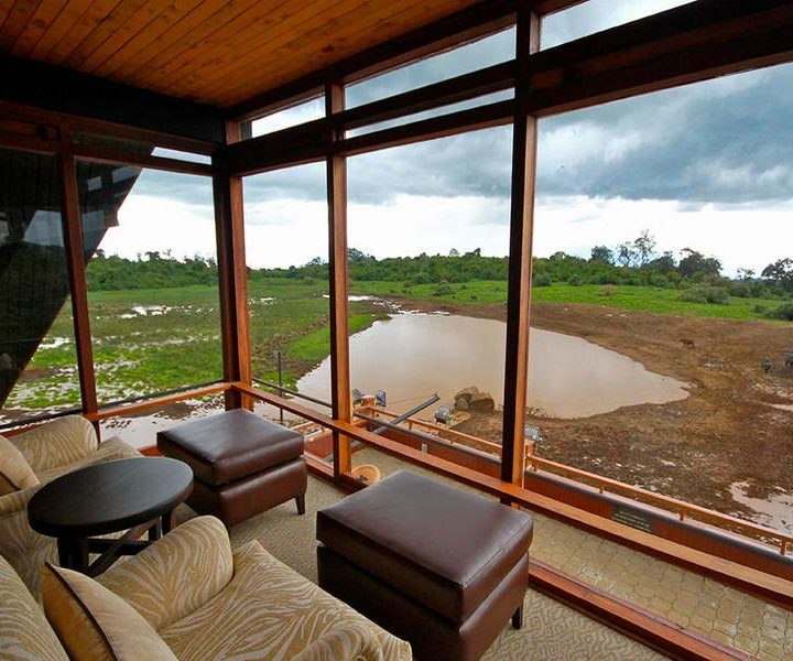 6 Days Kenya Luxury Adventure Holiday Safari Package
