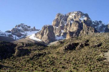 5 Days Mount Kenya Hiking Climbing Adventure