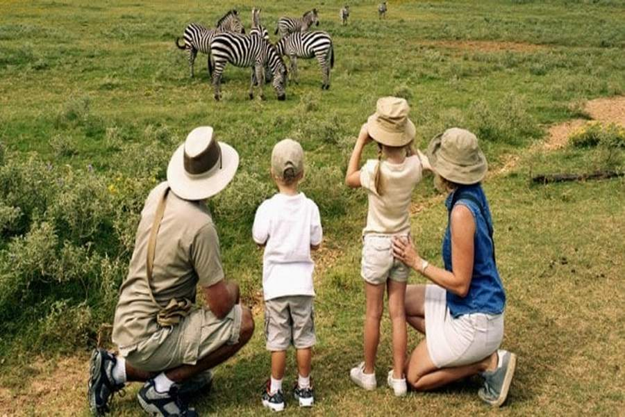 11 Days Kenya Family Holiday Safari Vacation