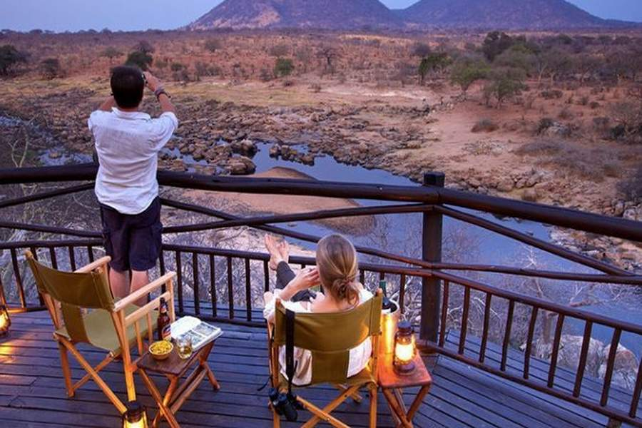 12 Days Honeymoon Africa Holiday Safari Package