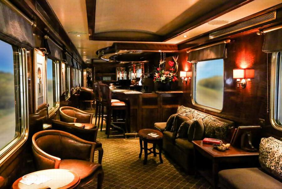14 Days Blue Train Africa Tour Holiday