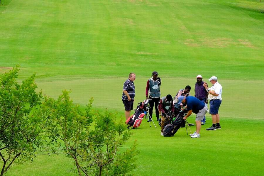 16 Days Africa Escorted Golf Vacation Tour