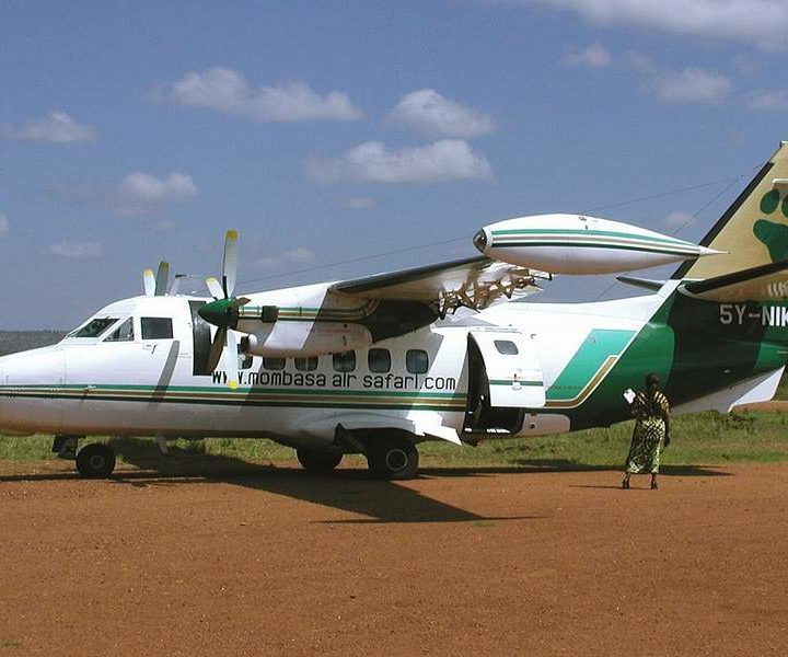 3 Days Masai Mara fly in safari package