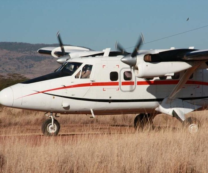 4 Days Masai Mara Luxury Flight Package