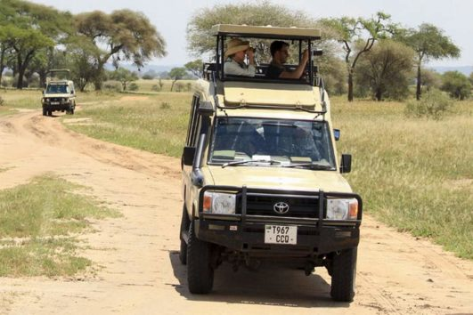 Tanzania Camping Safari Adventures