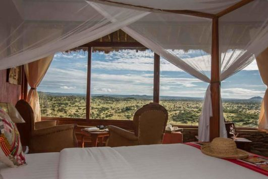 Tanzania Lodge Safari Tour Package