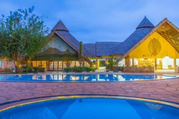 5 Day Tanzania Lodge Safari Holiday