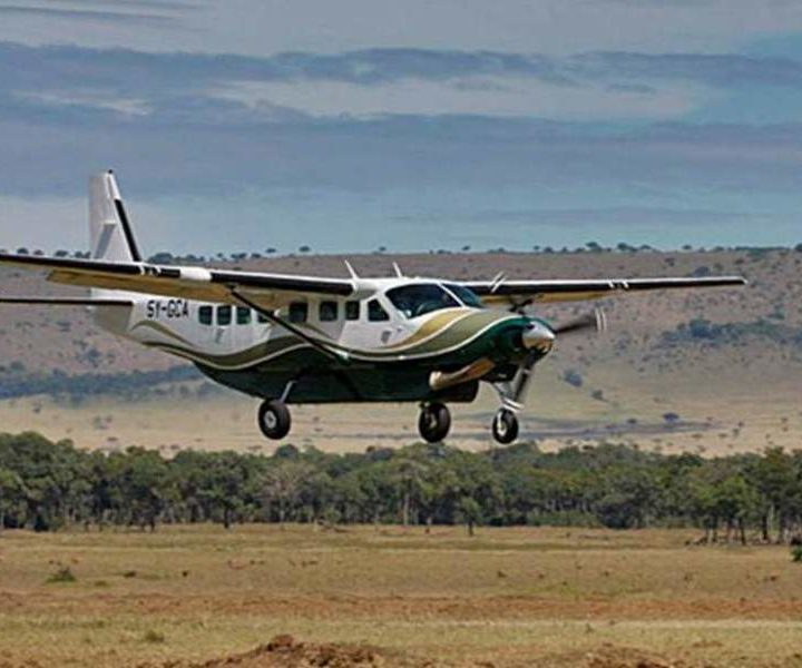 5 Days Masai Mara Luxury Fly-in Safari