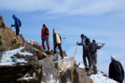 7 Days Mount Kenya Climbing Trekking Summit Circuit
