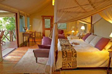 8 Days Kenya Luxury Lodge Safari Holiday