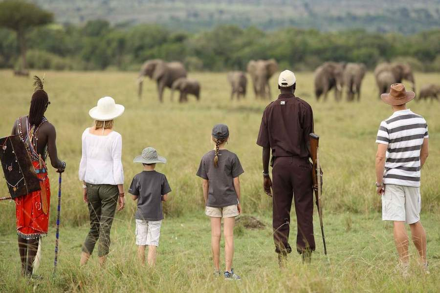 9 Days Kenya Holiday Family Safari Package