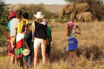 9 Days Kenya Luxury Family Holiday