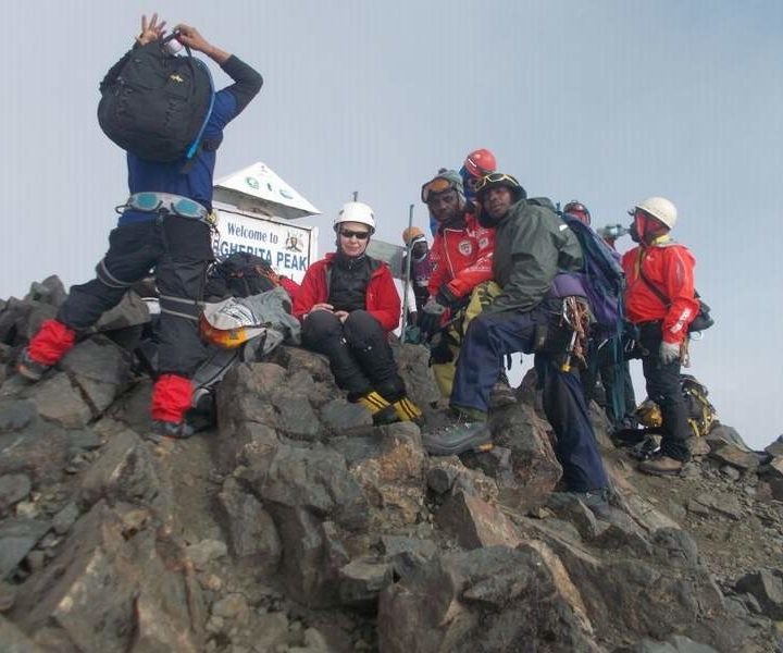 9 Days Rwenzori Mountain Climbing Margherita Peak