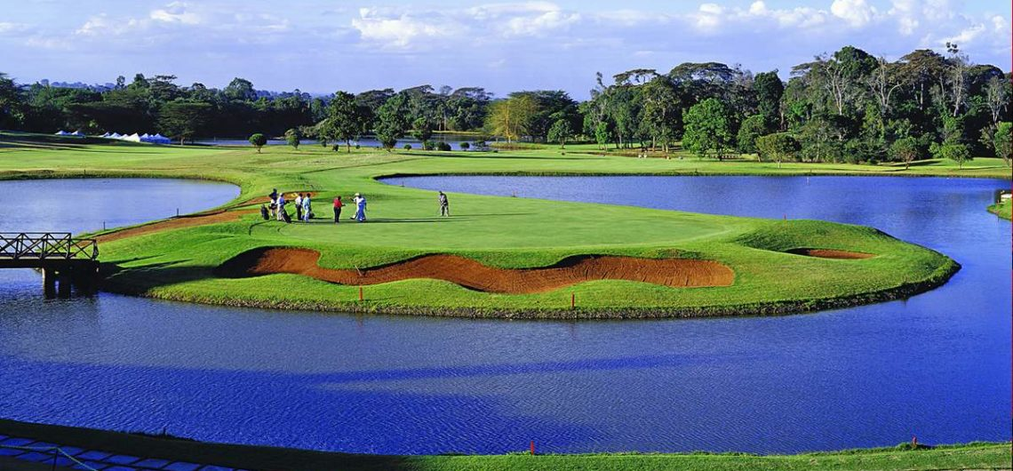 Kenya Golf Holiday Tour Packages