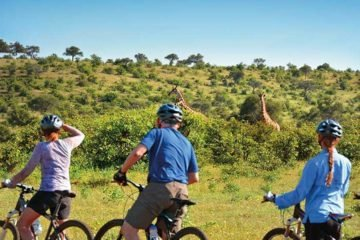 10 Days Africa Cycling Safari Holiday