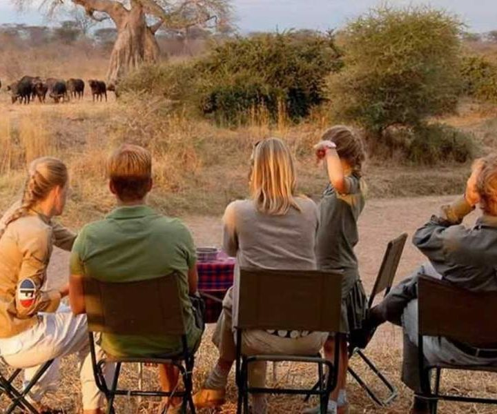 7 Days Kenya Family Safari Vacation
