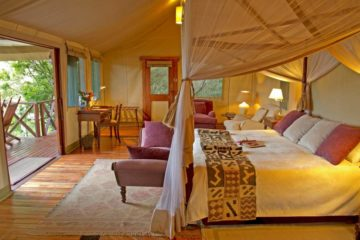 7 Days Kenya Lodge Safari Holiday Tour