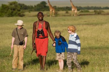 8 Days Best Kenya Family Wildlife Safari Tour