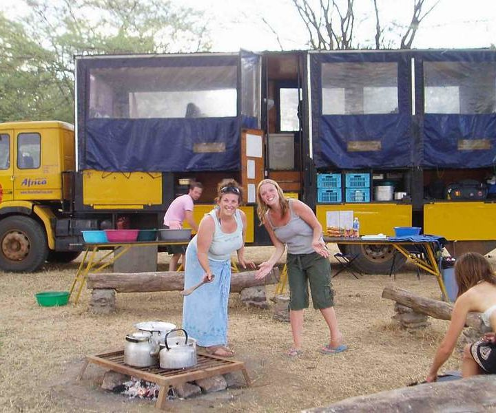 8 Days Lake Turkana Bus Camping Safari Package