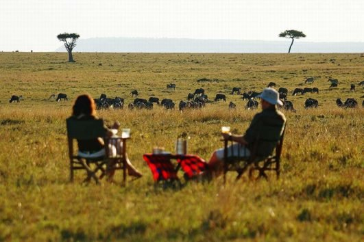 10 Days Elewana Luxury Safari Tour