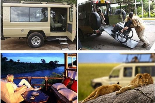Kenya Disability Tour Package