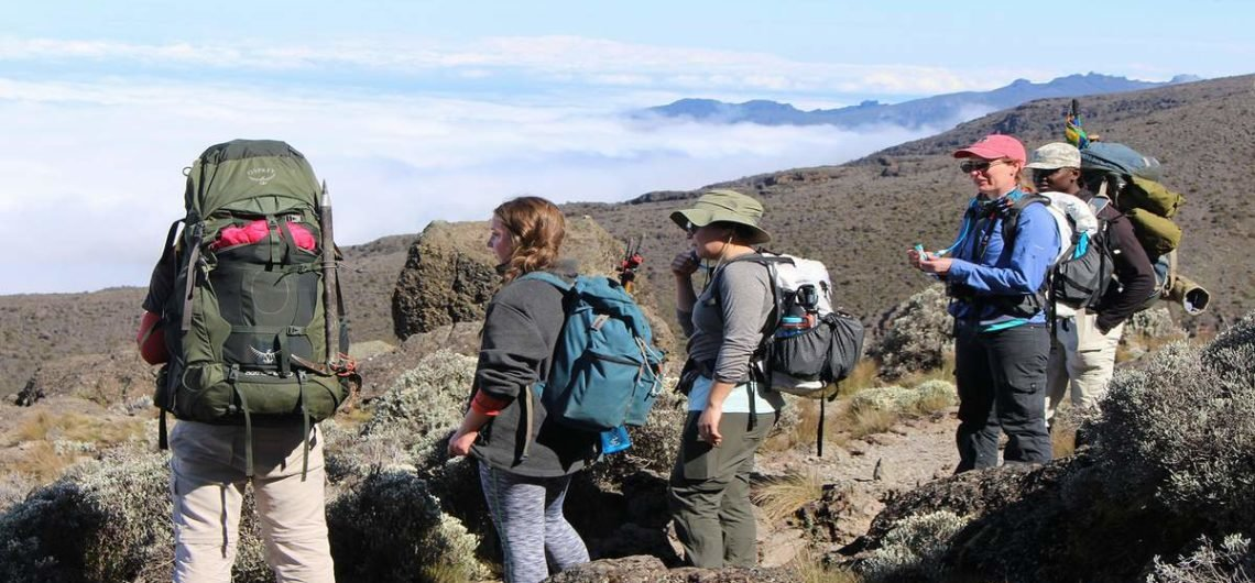 Mount Kilimanjaro Climbing Packing list