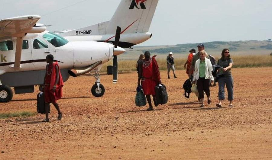 Masai Mara Flying Safari Holiday Package