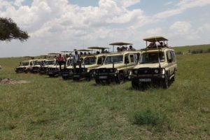 Our Kenya Safari Vehicles